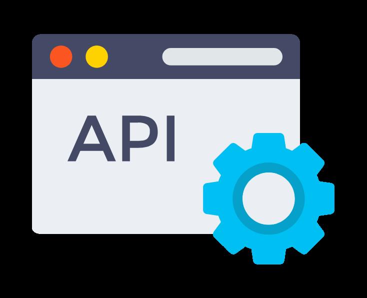 API voor het inschieten van ordergegevens